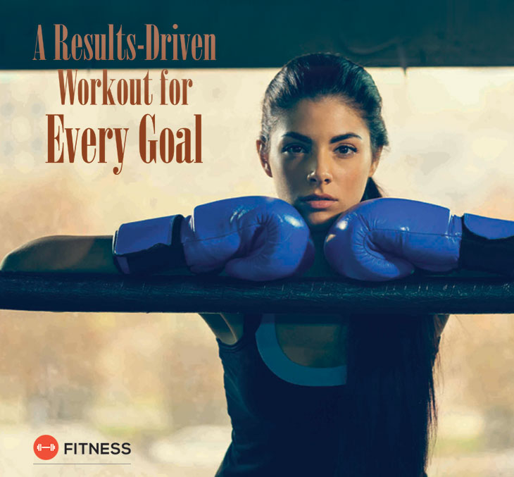 A Results-Driven Workout for Every Goal